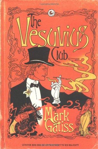 9780743257053: The Vesuvius Club: A Lucifer Box Novel