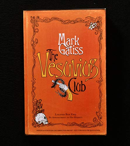 9780743257060: The Vesuvius Club: A Lucifer Box Novel
