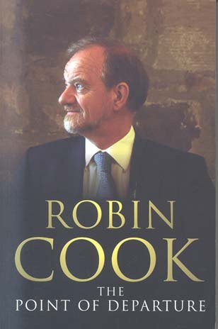 The Point of Departure: Cook, Robin