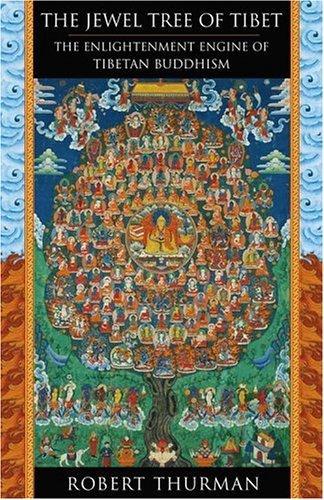 9780743257626: The Jewel Tree of Tibet: The Enlightenment Engine of Tibetan Buddhism