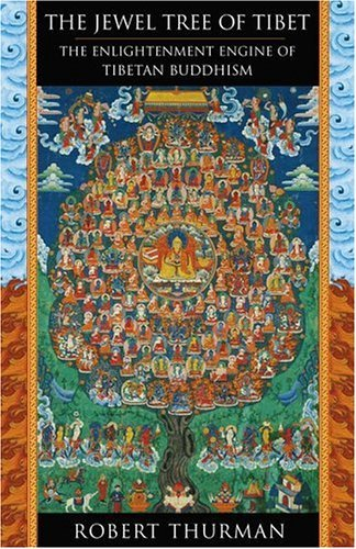 9780743257626: The Jewel Tree of Tibet: The Enlightenment Engine of Tibetan Buddhism