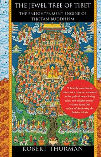 9780743257633: The Jewel Tree of Tibet: The Enlightenment Engine of Tibetan Buddhism: The Enlightenment Engine of of Tibetan Buddhism