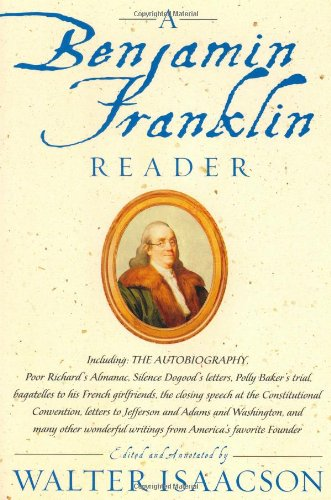 9780743257824: Benjamin Franklin Reader