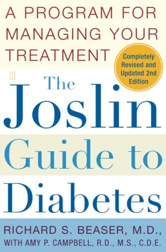 9780743257848: The Joslin Guide to Diabetes: A Program for Managing Your Treatment: A Complete Programme for Managing Your Treatment (Fireside Books (Fireside))