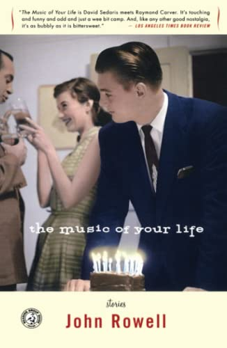 9780743258036: The Music of Your Life: Stories