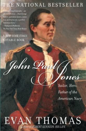 9780743258043: John Paul Jones: Sailor, Hero, Father of the American Navy