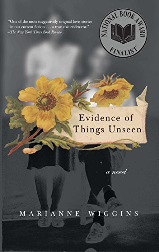 9780743258098: Evidence of Things Unseen: A Novel