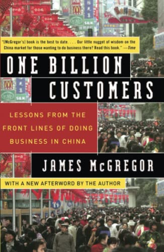 9780743258418: One Billion Customers: Lessons from the Front Lines of Doing Business in China