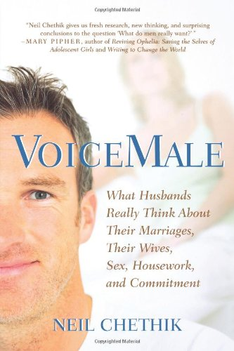 9780743258739: VoiceMale: What Husbands Really Think About Their Marriages, Their Wives, Sex, Housework, and Commitment