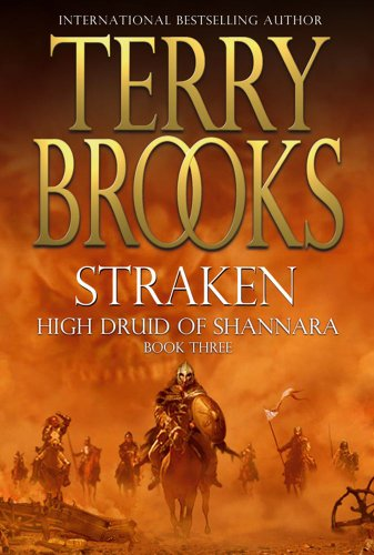 9780743259460: STRAKEN: Book Three of the High Druid of Shannara Ser.