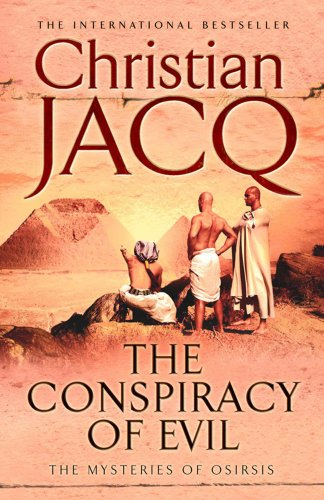 9780743259590: The Conspiracy of Evil: No. 2 (Mysteries of Osiris)