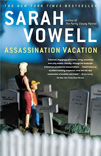 9780743260046: Assassination Vacation