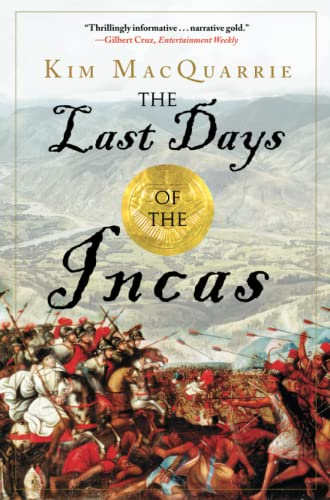 9780743260503: The Last Days of the Incas
