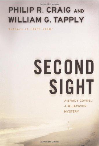 9780743260671: Second Sight: A Brady Coyne and J.W. Jackson Mystery (Brady Coyne and J. W. Jackson Novels)
