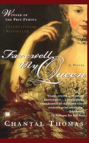 9780743260787: Farewell, My Queen: A Novel