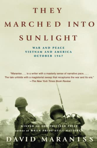 9780743261043: They Marched Into Sunlight: War and Peace Vietnam and America October 1967