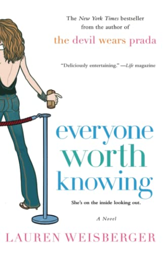 9780743262330: Everyone Worth Knowing