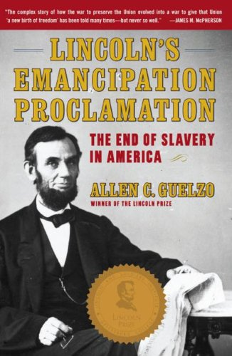 9780743262972: Lincoln's Emancipation Proclamation: The End Of Slavery In America