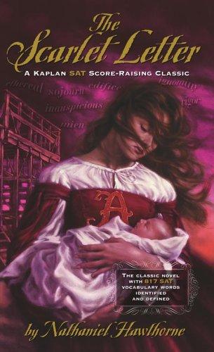 9780743264693: The Scarlet Letter: A Kaplan SAT Score-Raising Classic