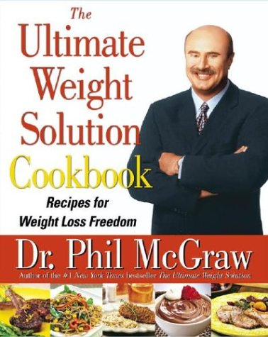 9780743264754: The Ultimate Weight Solution Cookbook: Recipes for Weight Loss Freedom