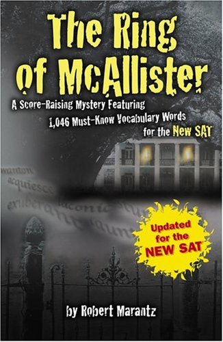 9780743265775: The Ring of McAllister: A Score-Raising Mystery Featuring 1,046 Must-Know SAT Vocabulary Words