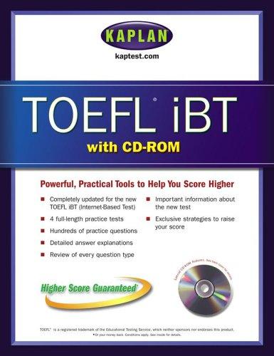Kaplan Book Toefl Ibt