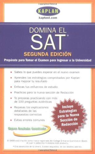 9780743266543: Domina el SAT