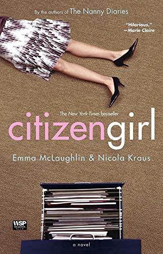 9780743266864: Citizen Girl