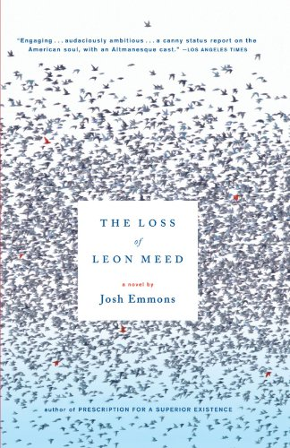 9780743267199: The Loss of Leon Meed: A Novel