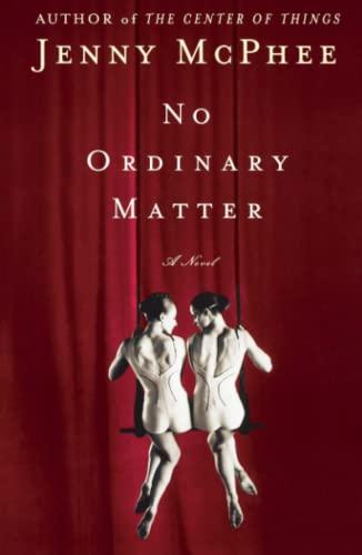 9780743267595: No Ordinary Matter: A Novel