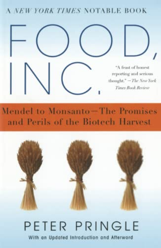 9780743267632: Food, Inc.: Mendel to Monsanto--The Promises and Perils of the Biotech Harvest