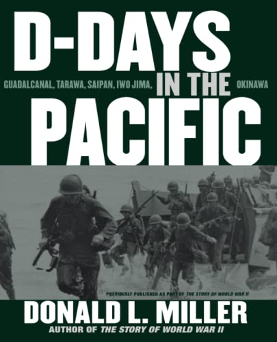 9780743269292: D-Days in the Pacific