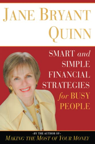 9780743269957: Smart and Simple Financial Strategies for Busy People