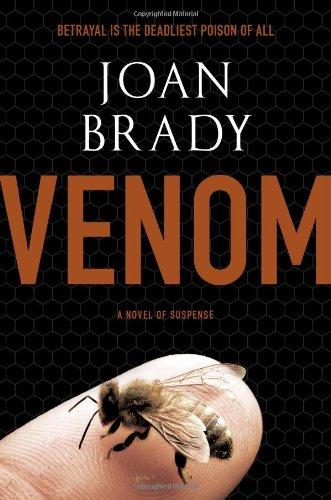 Venom: A Novel of Suspense: Brady, Joan