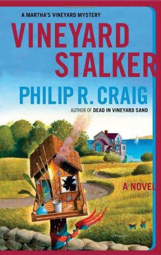 9780743270458: Vineyard Stalker: A Martha's Vineyard Mystery (Martha's Vineyard Mysteries)