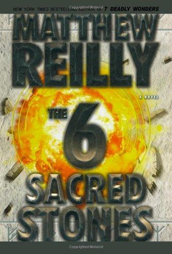 9780743270540: The Six Sacred Stones: A Novel