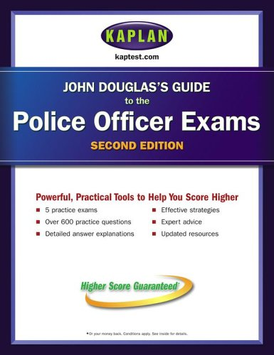9780743270595: John Douglas's Guide to the Police Officer Exams