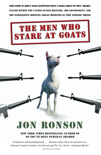 9780743270601: The Men Who Stare at Goats
