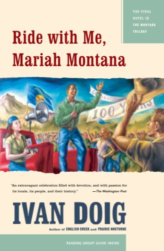 Ride with Me, Mariah Montana (Montana Trilogy) (0743271262) by Doig, Ivan
