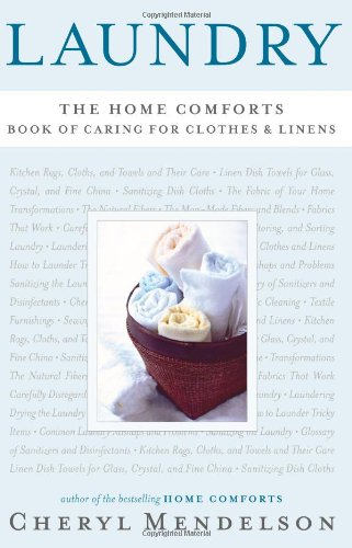 9780743271455: Laundry: The Home Comforts Book of Caring for Clothes and Linens