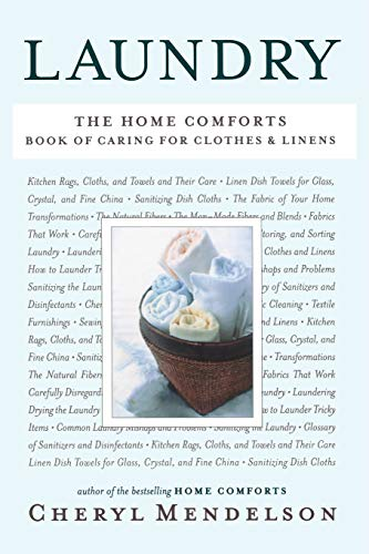 9780743271462: Laundry: The Home Comforts Book of Caring for Clothes and Linens