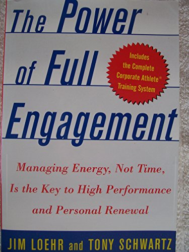 9780743271516: The power of full Engagement