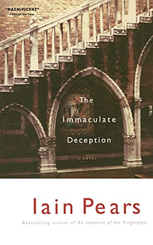 9780743272414: The Immaculate Deception