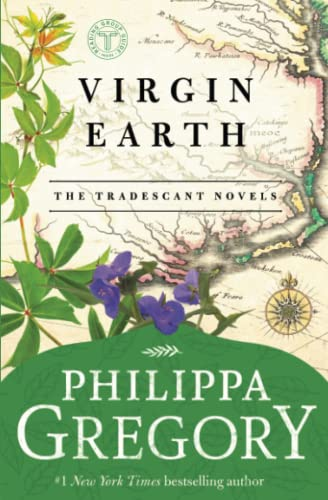 9780743272537: Virgin Earth: A Novel (Tradescant Novels)