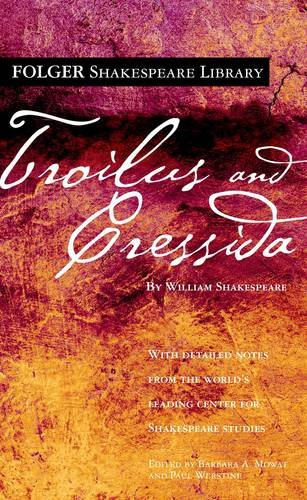 9780743273312: Troilus and Cressida (Folger Shakespeare Library)