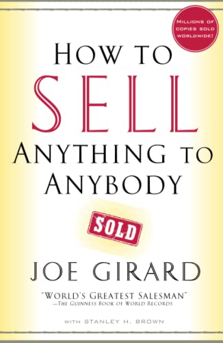 9780743273961: How to Sell Anything to Anybody