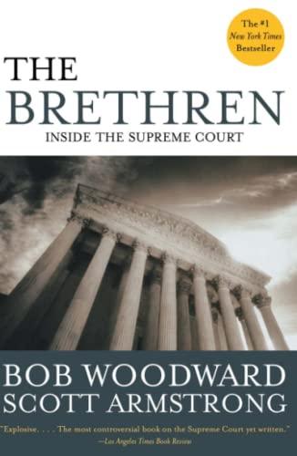 9780743274029: The Brethren: Inside the Supreme Court