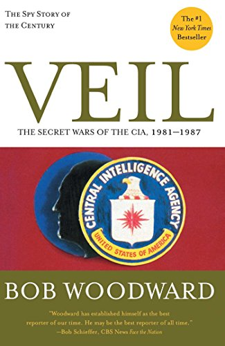 9780743274036: Veil: The Secret Wars of the CIA, 1981-1987