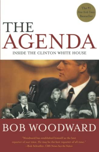 9780743274074: The Agenda: Inside the Clinton White House