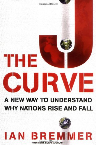 9780743274715: The J Curve: A New Way to Understand Why Nations Rise and Fall